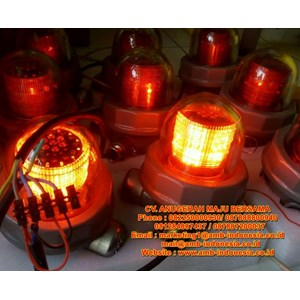 From Lights Strobe Rotary Lamp Explosion Proof Qinsun BJD330 2