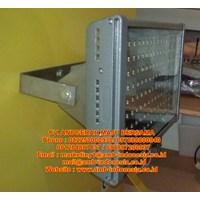 Lampu Jalan LED 100 - 200 Watt Weather Proof Qinsun GLD270S LED Street Lamp