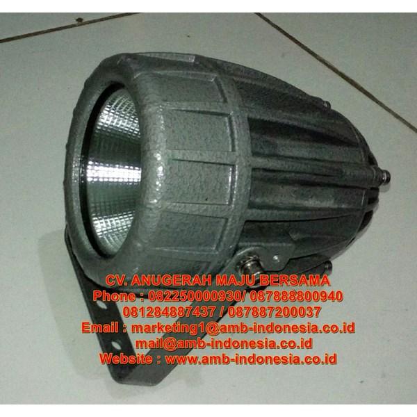 Lampu Vessel Tank Led Explosion Proof Qinsun BLD230 Series Spot Light