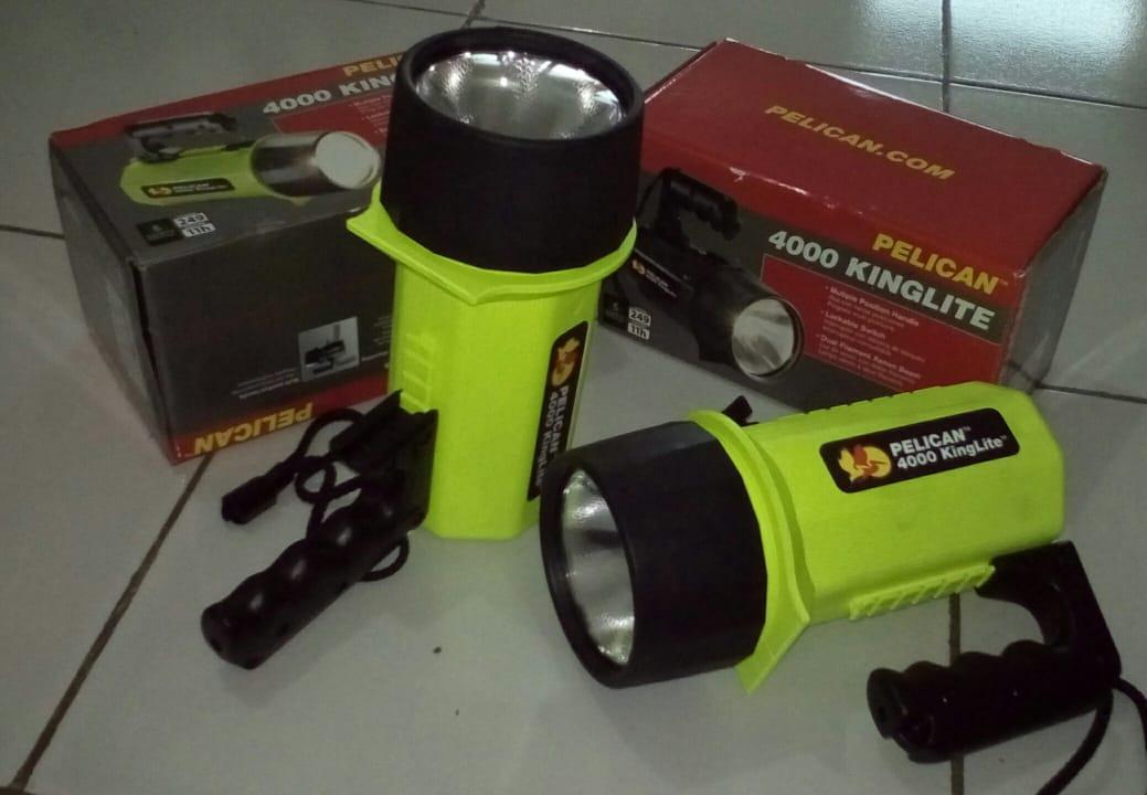Jual Lampu Senter Gas Proof Pelican Explosion Proof Harga