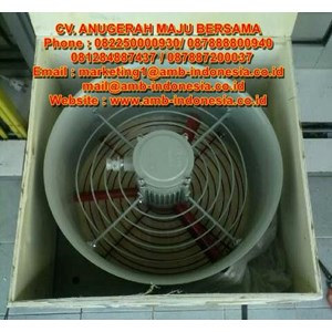 Dari Exhaust Fan Explosion Proof 1