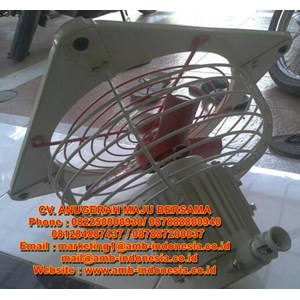 Dari Exhaust Fan Explosion Proof 2
