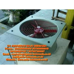Dari Exhaust Fan Explosion Proof 3