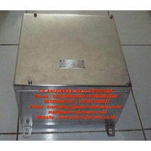 Box Panel Explosion Proof Stainless Steel Warom BXJ-S Terminal Box