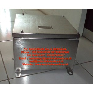 From Junction Box Explosion Proof  Stainless Steel Warom Jakarta Indonesia 1