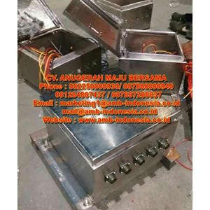 From Junction Box Explosion Proof  Stainless Steel Warom Jakarta Indonesia 3