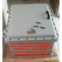 Box Panel Alluminum Alloy Explosion Proof Junction Box  Warom