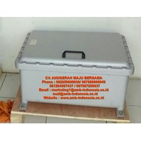 Beli Box Panel Alluminum Alloy Explosion Proof Junction Box  Warom  4