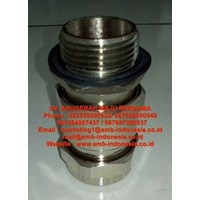 Cable Gland Explosion Proof Armord Non NPT Metric
