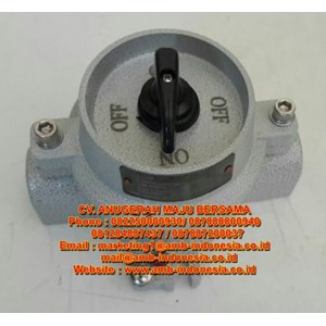 HELON BZM-10 Selector Switch Exposion Proof