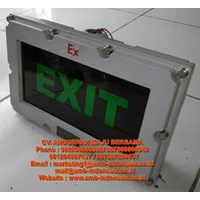 Jual  HELON BBD51 LED Exit Signal Lighting  2
