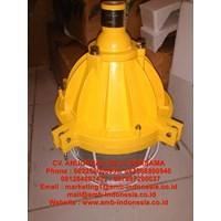 Distributor Lampu Gantung Pendant Ex Proof Warom BAD 125 W BAD61 HRLM BCD100 BCD200 BCD250 BCD400  3