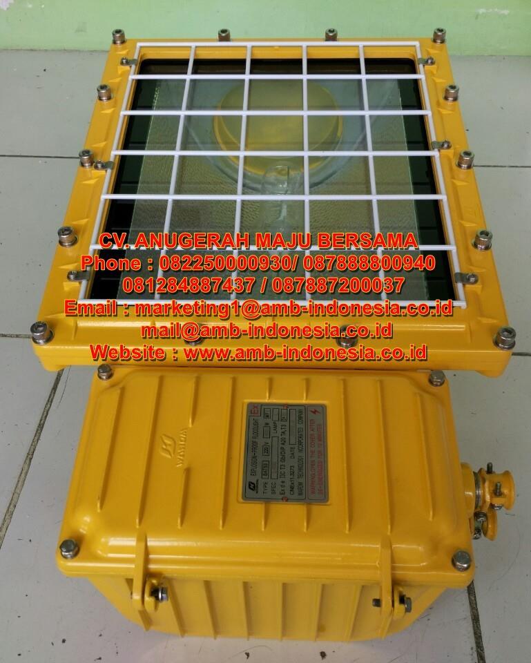 Jual Lampu Sorot Explosion Proof Floodlight Warom BAT53