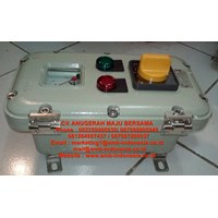 Beli Local Control Panel Station Explosion Proof LCS Control Unit HRLM LCZ - LBZ Series 4