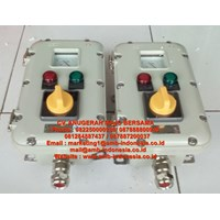 Distributor Local Control Panel Station Explosion Proof LCS Control Unit HRLM LCZ - LBZ Series 3
