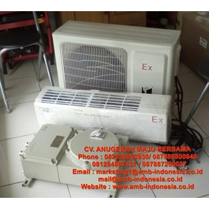 AC Air Conditioner Split HRLM BKFR Explosion Proof
