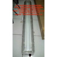 Lampu Explosion Proof  TL GRP HRLM BYS Series Fluorescent Lamp