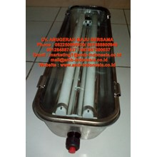 Lampu TL Explosion Proof Reces Mounting Warom HRLM Flouresecent Lamp