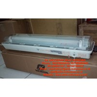 Lampu Tl Explosion Proof GRP Warom BAY51-Q Flourescent Lamp