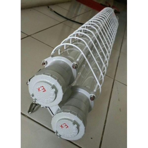 Lampu TL HELON BAY51-Series Explosion Proof Fluorescent Lamp ( T5 Tube ) ( II B DIP )