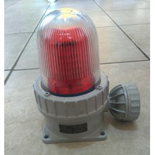 Lampu Rotary HELON BBJ Series LED Explosion Proof