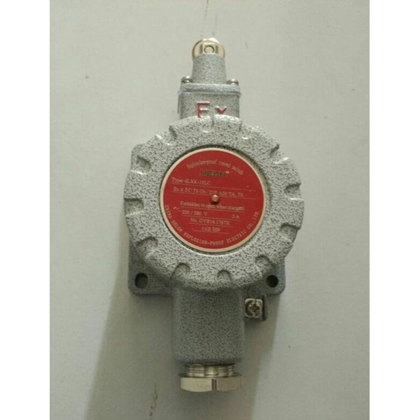 HELON dLXK Series Explosion Proof Position Limit Swiches