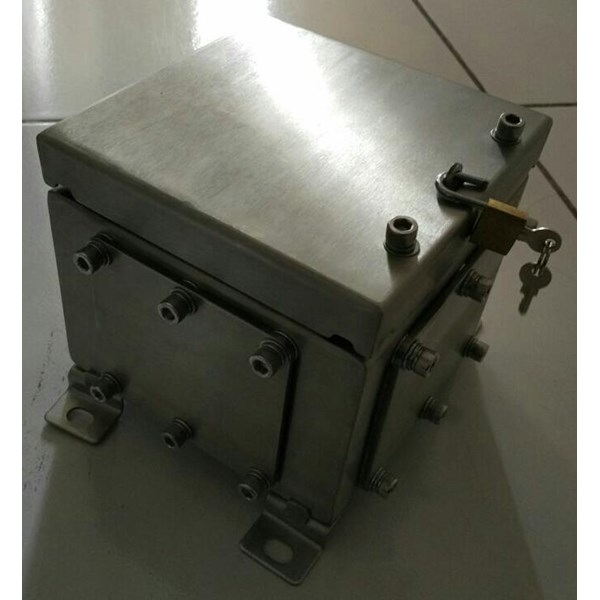 HELON HLBH02 Series Stainless Steel Explosion Proof Terminal