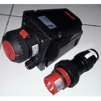 HELON BCZ8060 Series GRP Explosion Proof Plug And Socket Receptacle