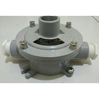 HELON AH Series Explosion Proof T-Dooz Junction Box ( IIB  IIC e DIP ) 1