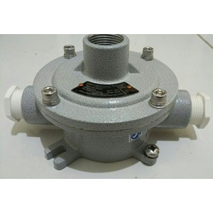HELON AH Series Explosion Proof T-Dooz Junction Box ( IIB  IIC e DIP )