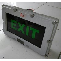 HELON BBD51 Series LED Explosion Proof Indicator Lamp Exit Signal Lighting