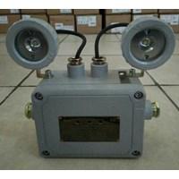 HELON BDJ05 Series LED Explosion Proof Emergency Double Head Light Fittings