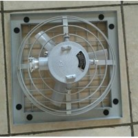 HELON BFS-F Series 12″ 16″ 20″ 24″ Explosion Proof Exhaust Fan ( Square )