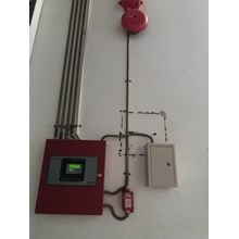 Panel Board Accessories Panel Fire Alarm System/ F