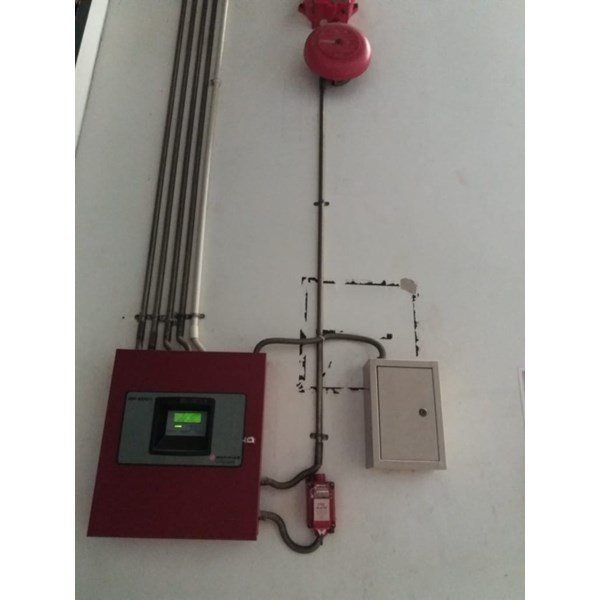 Panel Board Accessories Panel Fire Alarm System/ Fire Alarm Control Panel
