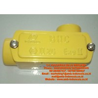 Bushing Explosion Proof Elbow Warom HRLM Explosion Proof