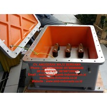 Panel Motor Explosion Proof Dol Star Delta