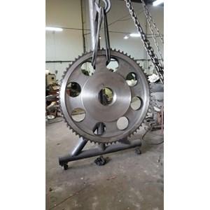 Gear Motor Pesanan Khusus Custom Made