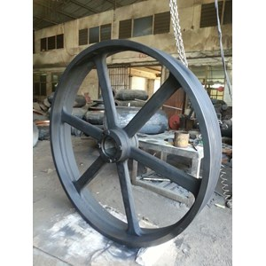 Pengecoran Pulley Khusus By Kawi Mas