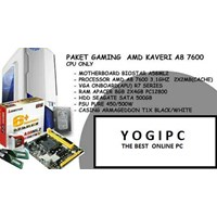 Jual Processor Paket Gaming Amd Kaveri A8 7600 ( Cpu Only )