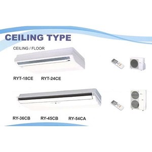 AC Fuji  electric RYF 12 ceiling  suspended