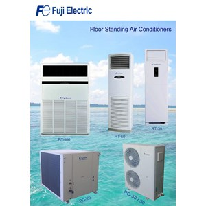 AC Fuji  electric Floor standing  RT 50-RO 50