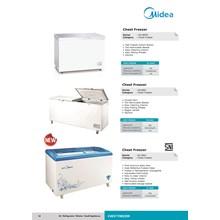 Minibar kulkas 1 pintu  HS-65L warna putih