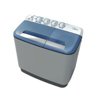 Midea Mesin cuci  2 tabung model MTD140-P1201Q