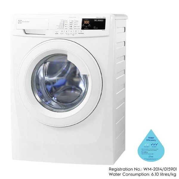 Mesin cuci dan pengering Electrolux EWF10843