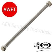 Selang Air Fleksibel Anyam Stainless Steel Aer Fa 50 Ss