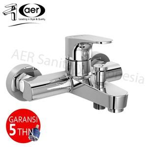 Aer Kran Bathub Shower Panasdingin - Keran Air Sas Bx1