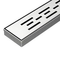Beli Aer Saringan Pembuangan Air Di Lantai Linear - Linear Floor Strainer Lfs 01 Ss 70 Cm 4