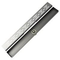Aer Saringan Pembuangan Air Di Lantai Linear - Linear Floor Strainer Lfs 01 Ss 70 Cm 1