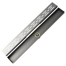 Aer Saringan Pembuangan Air Di Lantai Linear - Linear Floor Strainer Lfs 01 Ss 70 Cm